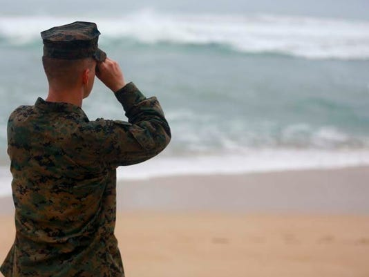 Marines, Coast Guard continue search and recovery in Hawaii
