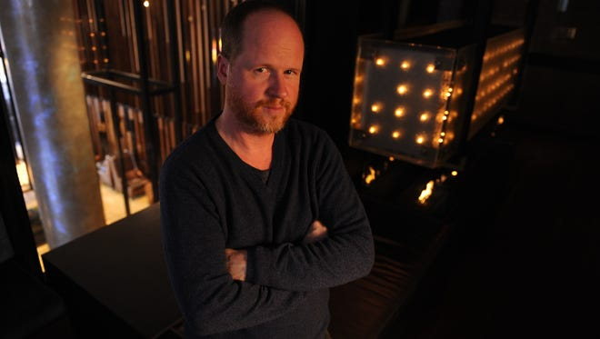 "Joss Whedon has a ""disturbing"" new movie he's writing."