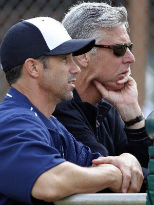 The Tigers' brain trust -- like manager Brad Ausmus and GM Dave Dombrowski -- is supposed to meet today to discuss their trade deadline strategy.