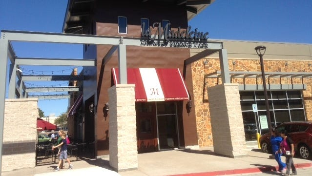 La Madeleine Country French  Cafe' will open its second El Paso location in the La Villita on Mesa shopping center at 6801 N. Mesa on the West Side, next to Whole Foods Market.