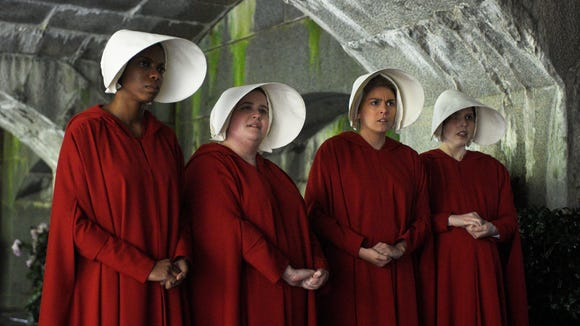 Hulu's 'The Handmaid's Tale' received a 'Saturday Night