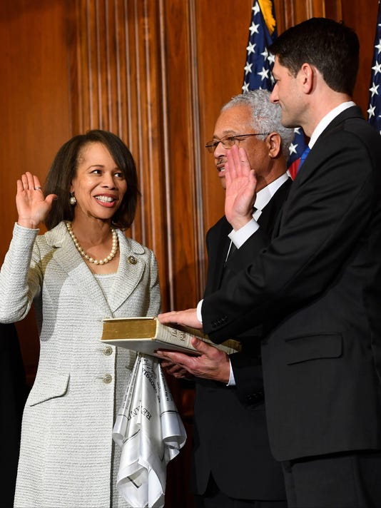 MAIN USP NEWS CONGRESSIONAL CEREMONIAL SWEARING IN A USA DC