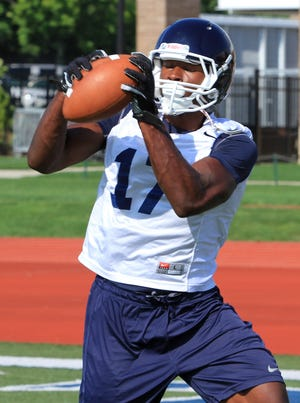 Monmouth University senior wide receiver Neal Sterling has been named to the College Football Performance Awards preseason watch list.