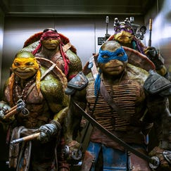 'Teenage Mutant Ninja Turtles' was one of two toy-based top performers at the box office this summer.
