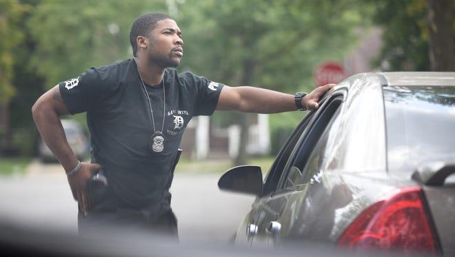 Officer Ki'Juan Anderson.