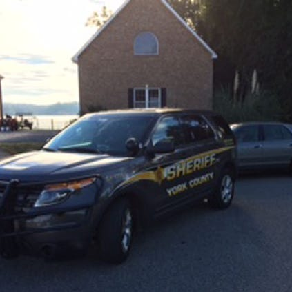 Two found dead in York County.