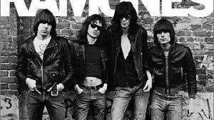Ramones debut album, recorded in February 1976