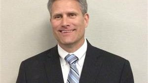 Anderson School District 1 Superintendent Robbie Binnicker