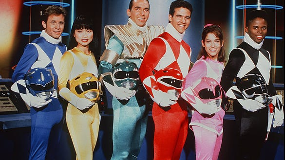 Los 10 red rangers latino dating. Dating for one night.