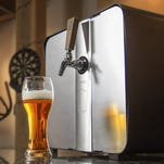 Local man brews up 'beer Keurig' campaign