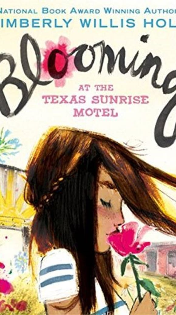 'Blooming at the Texas Sunrise Motel' by Kimberly Willis