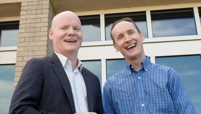 David and Tom Gardner have a knack for picking stocks