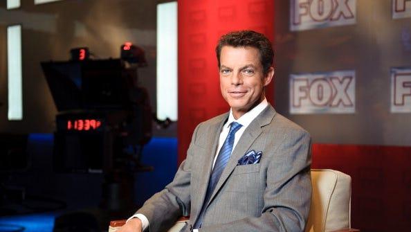 Fox News anchor Shepard Smith.