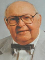 A photo of the late Fred Barksdale.