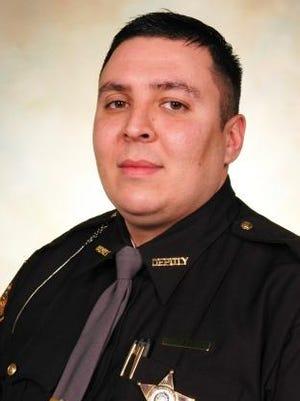 Former Ottawa County Sheriff's Deputy Jayson Hale