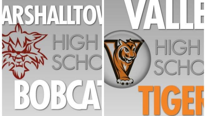 Marshalltown vs. Valley