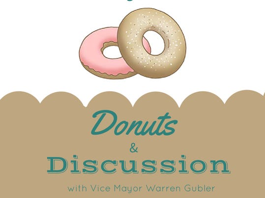 Donuts and Discussion