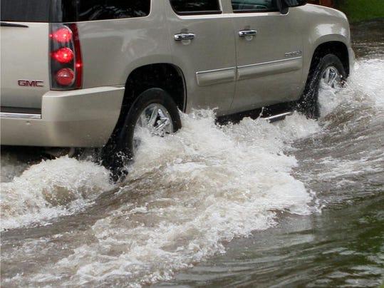 C&S- flooding
