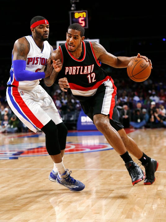 LaMarcus Aldridge, Josh Smith