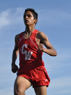 Coldwater's Shuaib Aljabaly.