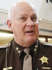 Tippecanoe County Sheriff Barry Richard