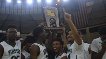 Eight is Great: Warhorses win 8th LHSAA basketball title