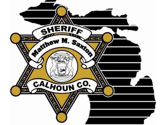 Calhoun County Sheriff logo