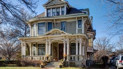 Nine historic homes and three historic buildings will