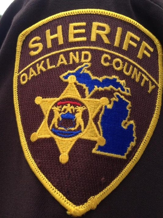 Oakland County Sheriff patch