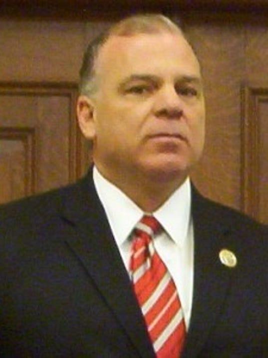 Senate President Stephen M. Sweeney, D-Gloucester