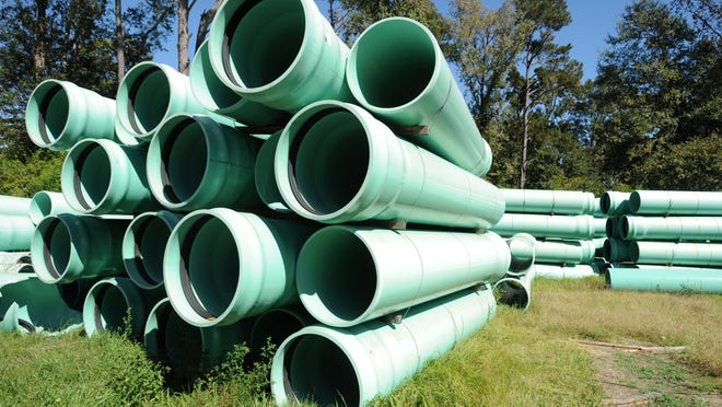 Hattiesburg will need to replace or upgrade many of its water and sewer lines, with some of the water infrastructure between 50-100 years old, a study shows.