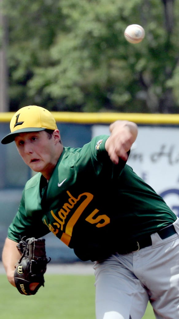 Lakeland's Joey Vetrano pitched a one-hit complete