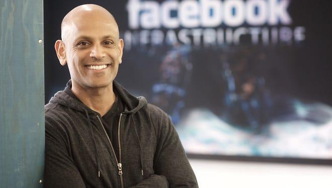 Jay Parikh, global head of engineering, Facebook