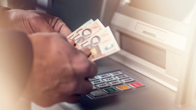 If you need currency, use a debit card at an ATM operated by a known bank—preferably an ATM inside the bank's office, to avoid the possibility of encountering a skimmer.