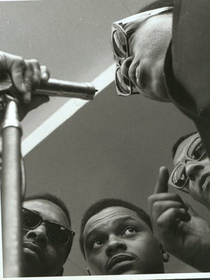 The Four Tops in 1966