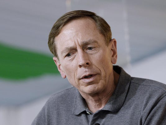 General David Petraeus speaks at the Aspen Ideas Festival -CO