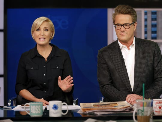 "Mika Brzezinski and Joe Scarborough made themselves targets, ""trolling"" President Trump and baiting him into action, Buss writes."