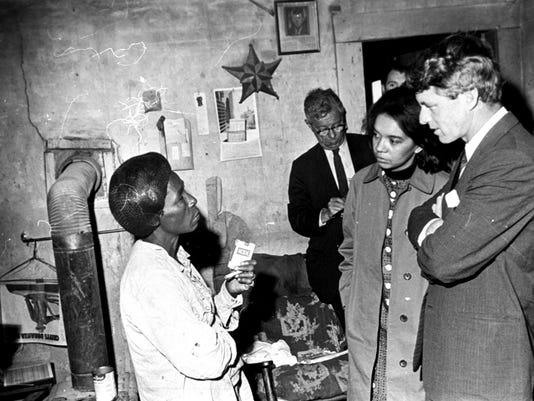 Robert F. Kennedy,Marian Wright Edelman