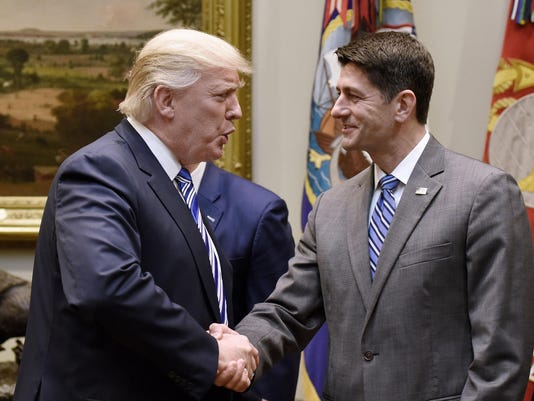 Speaker Paul Ryan on Charlottesville: 'There are no sides'