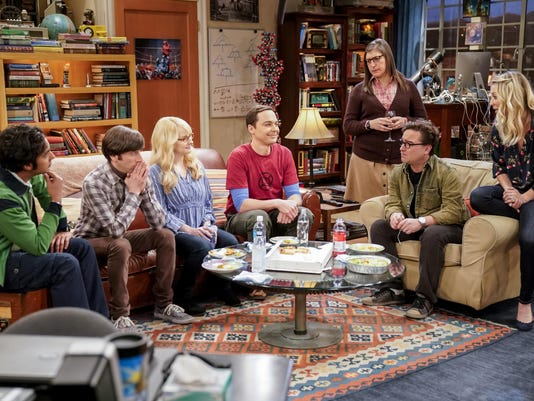 TV Big Bang Theory