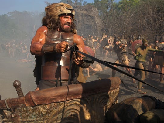 Film Review Hercules