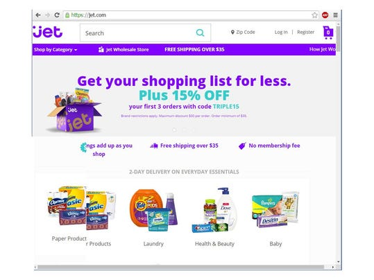 Is out to reinvent the shopping cart for New online shoping site