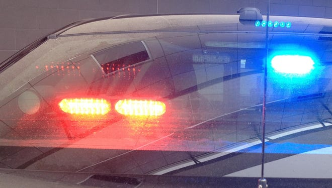 The incident took place near 17th and Prospect streets on Wisconsin Rapids' east side.