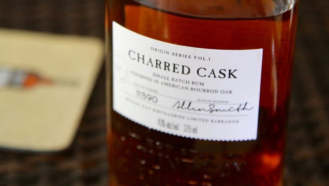 In the first Origin Series release, Mount Gay compared different cask types, ex-bourbon barrels and virgin French Limousin casks.