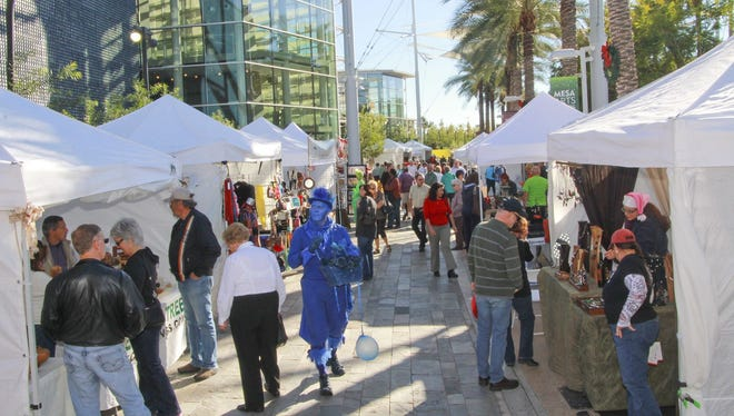 There are lots of art festivals, culinary events and other opportunities for family fun around Phoenix in January.