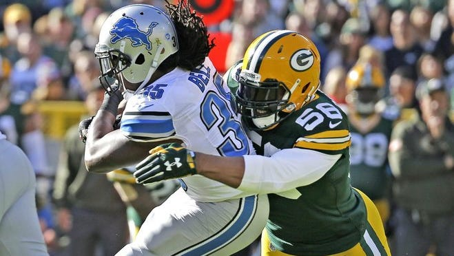 Julius Peppers has the height, weight and athletic ability for the Packers' hybrid defensive model.