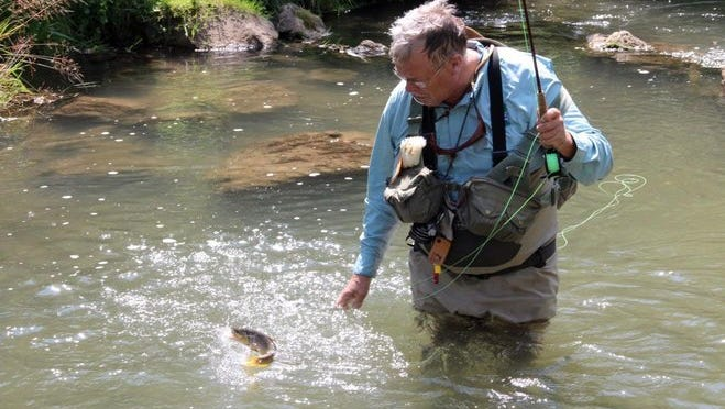 Anglers can now donate trout and and salmon to the Hunger Task Force.