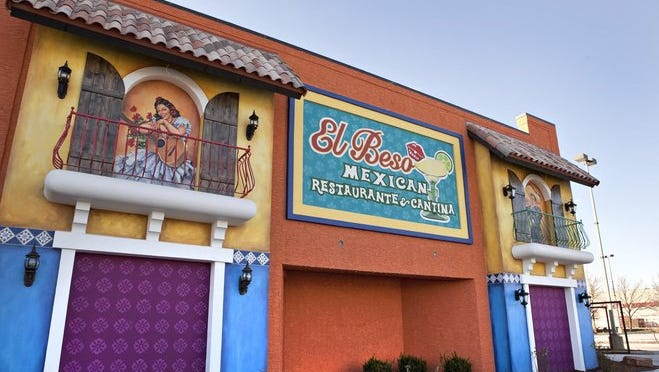 El Beso, a Mexican restaurant in Greenfield.