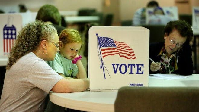 April 1 is the deadline to register to vote in the May municipal primary elections in Mississippi.