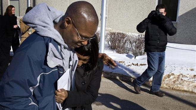 Robert Lee Stinson leaves prison in 2009 after 23 years for a crime he didn't commit.